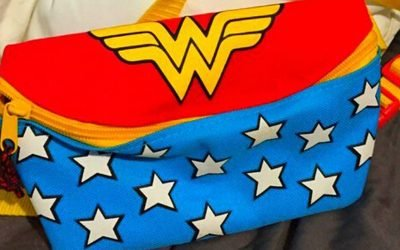 We Could Be Heroes (If I was Wonder Woman)